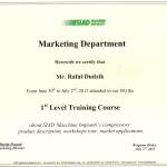 Certyfikat SIADMI